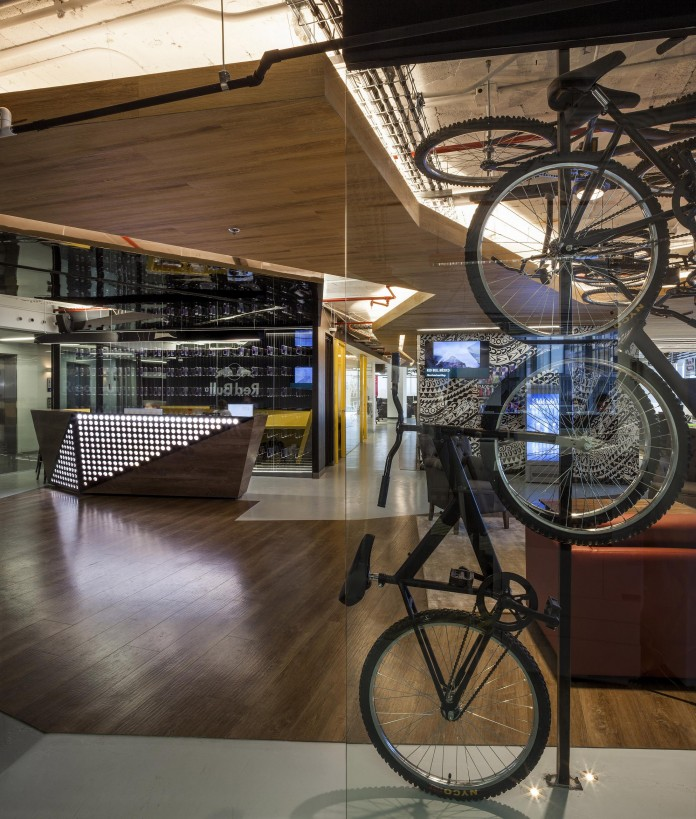 Red Bull Offices in Mexico City by SPACE-05
