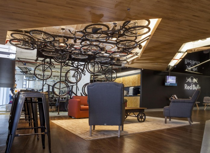 Red Bull Offices in Mexico City by SPACE-06