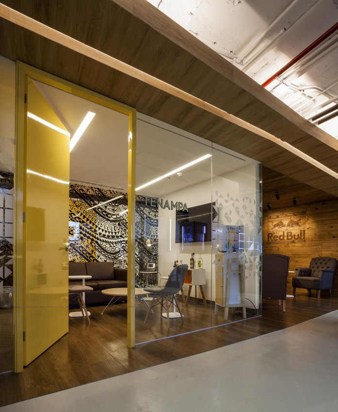 Red Bull Offices red bull offices in mexico cityspace - caandesign