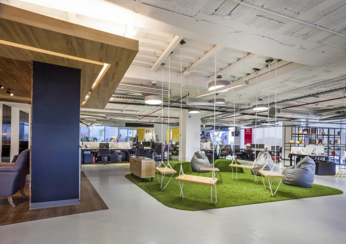 Red Bull Offices in Mexico City by SPACE-08