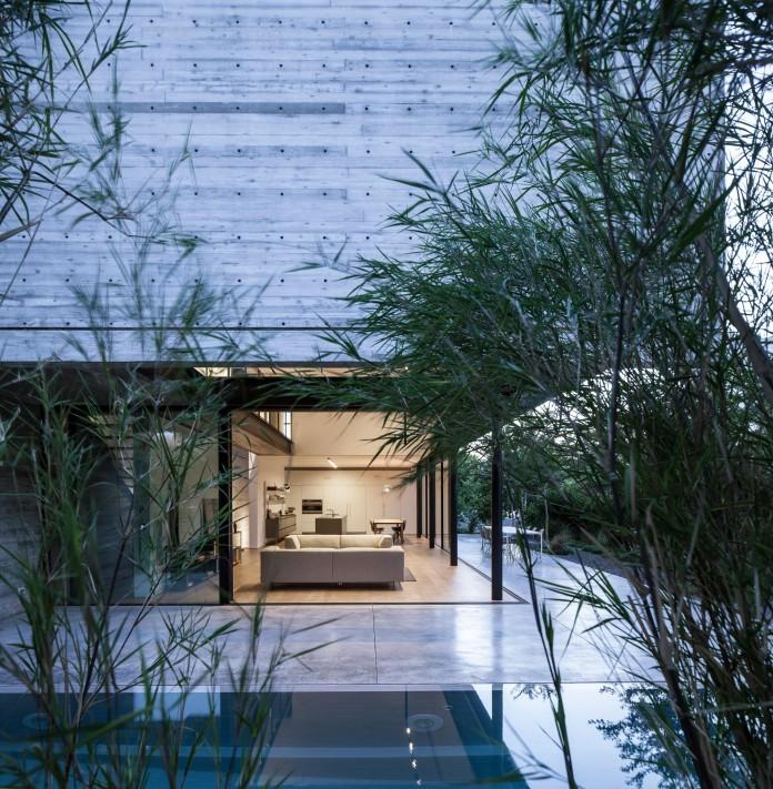 SB House by Pitsou Kedem Architects 24 SB House by Pitsou