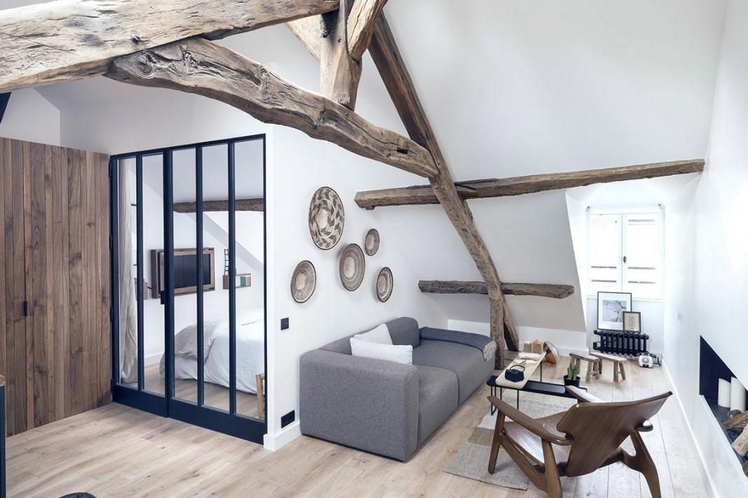 Saint Paul Apartment by Margaux Beja