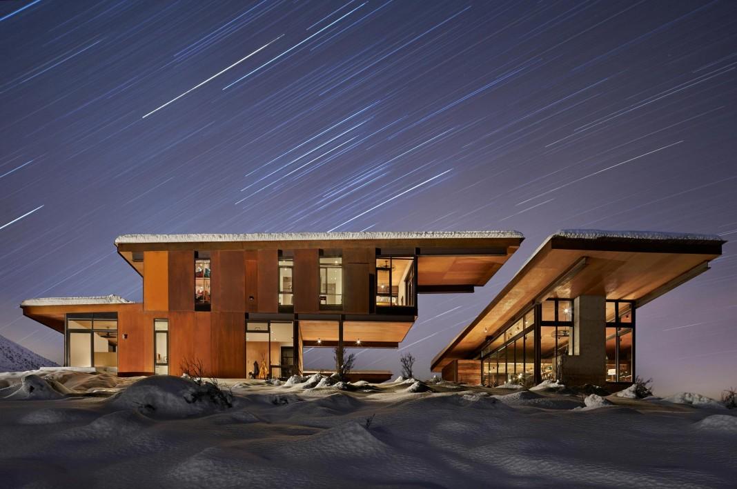 Studhorse Residence by Olson Kundig
