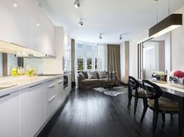 Stylish Kiev Apartment by Absolute Interior Decor