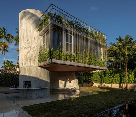 Sun Path House by Christian Wassmann