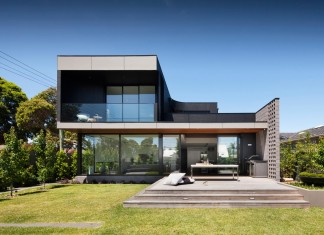 The Corner Residence by Bower Architecture