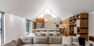 Twiss Residence by W2 Limited