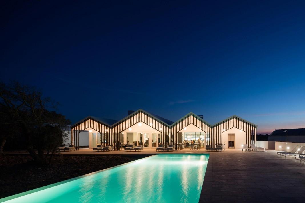 Vale das Sobreiras Hotel by Future Architecture Thinking