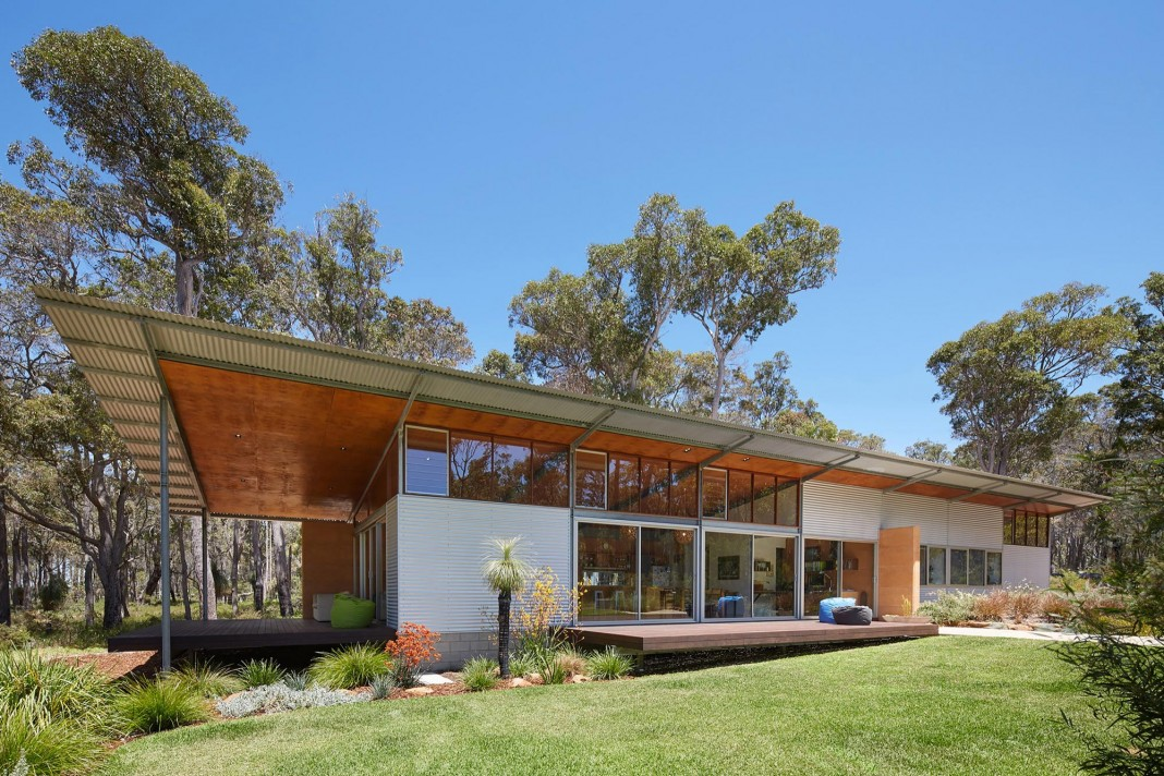 Bush House by Archterra Architects - CAANdesign | Architecture and ...