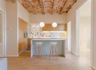 Charming apartment in the Gracia district in Barcelona by Piedra Papel Tijera Interiorismo
