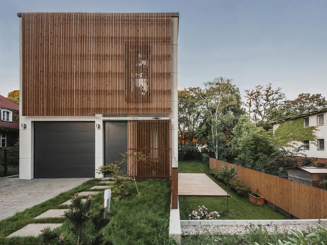 House M in Wilmersdorf, Berlin by Peter Ruge Architekten