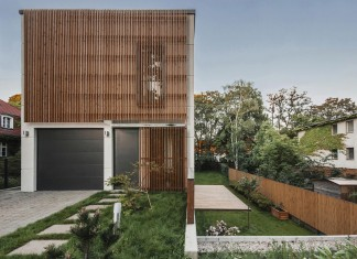 House M in Wilmersdorf, Berlin by Peter Ruge Architekten