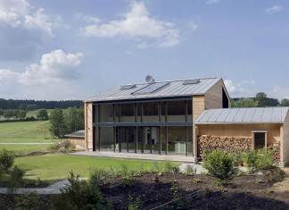House W by Wolfertstetter Architektur