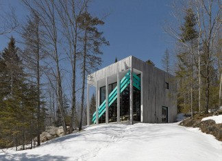 Lac Jasper 2 Residence by Architecturama