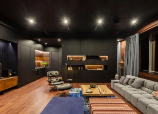 LofThai sophisticated office apartment by Soesthetic Group