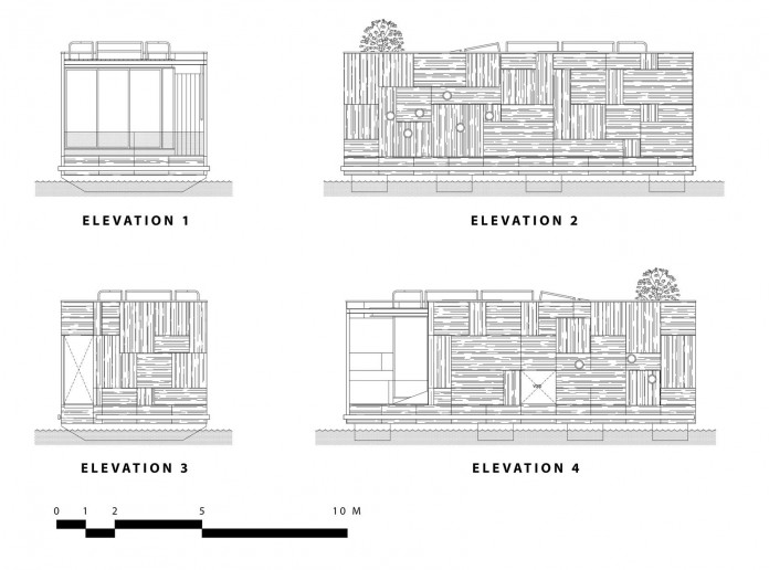 Lush-and-mountainous-landscape-of-X-Float-residences-on-River-Kwai-Bridge-by-Agaligo-Studio-19