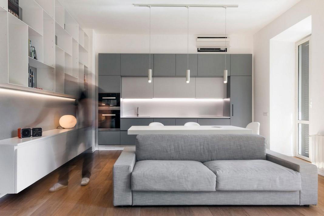 Mariella's Apartment by Luca Peralta Studio