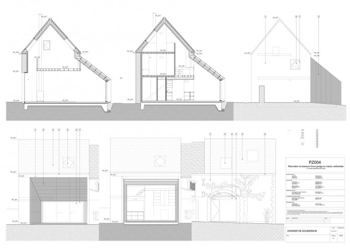 Modern-Barn-Extension-of-a-Eighteenth-Century-Home-in-Lustin-by-Puzzle-s-Architecture-19