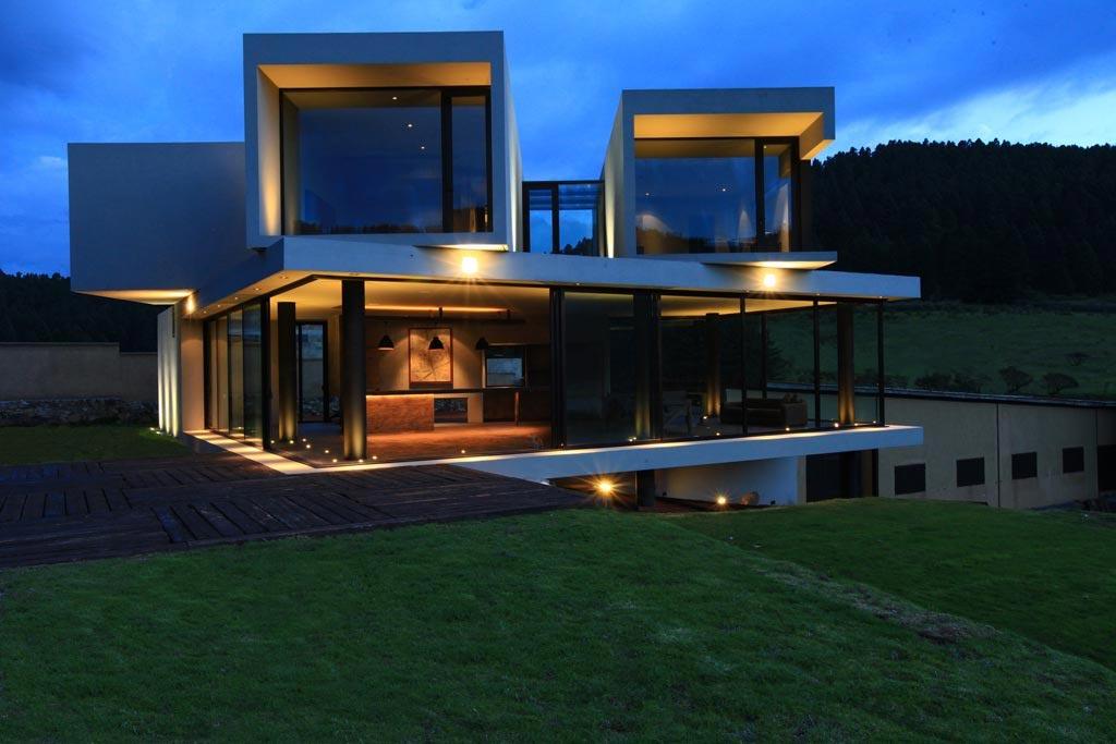 Rancho Del Arbol By C 243 Digo Z Caandesign Architecture And Home Design Blog