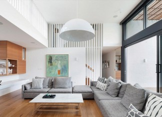 Renovation of Stepping House by Bower Architecture