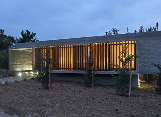S&S Summer House by Besonias Almeida Arquitectos