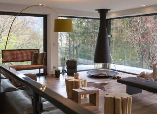 Solelya chalet near Les Houches by Chevallier Architectes