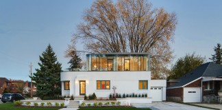 The Hambly House by DPAI Architecture and Toms + McNally Design