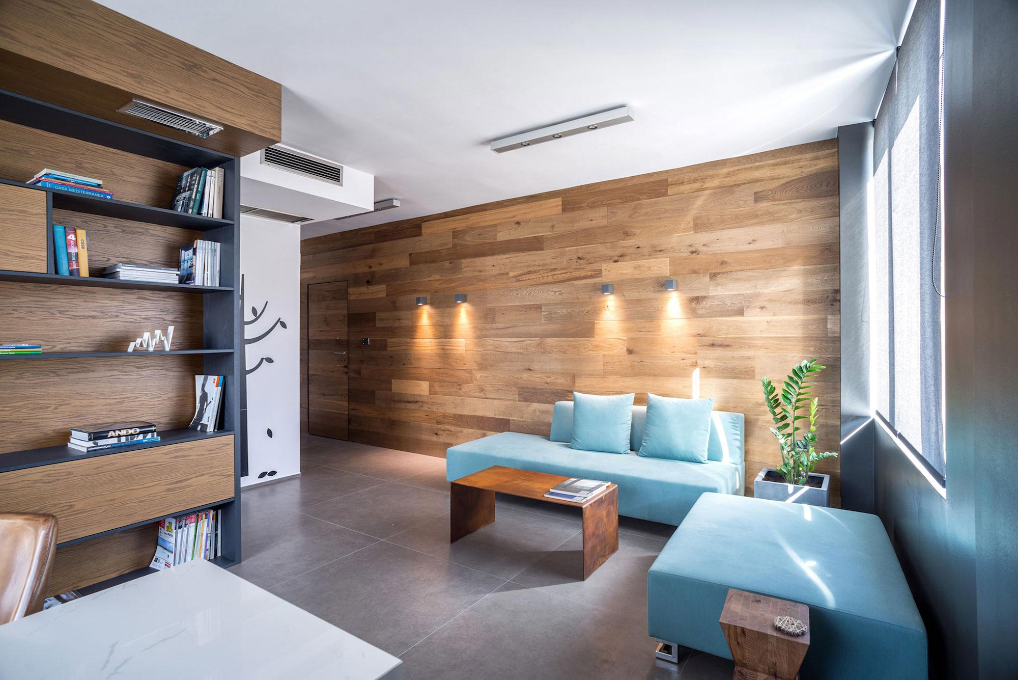 Vr architects design their own stylish office in for Vr home design