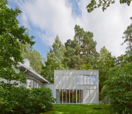 19th century remodelled Eder-Hederus Villa by Kod Arkitekter + General Architecture