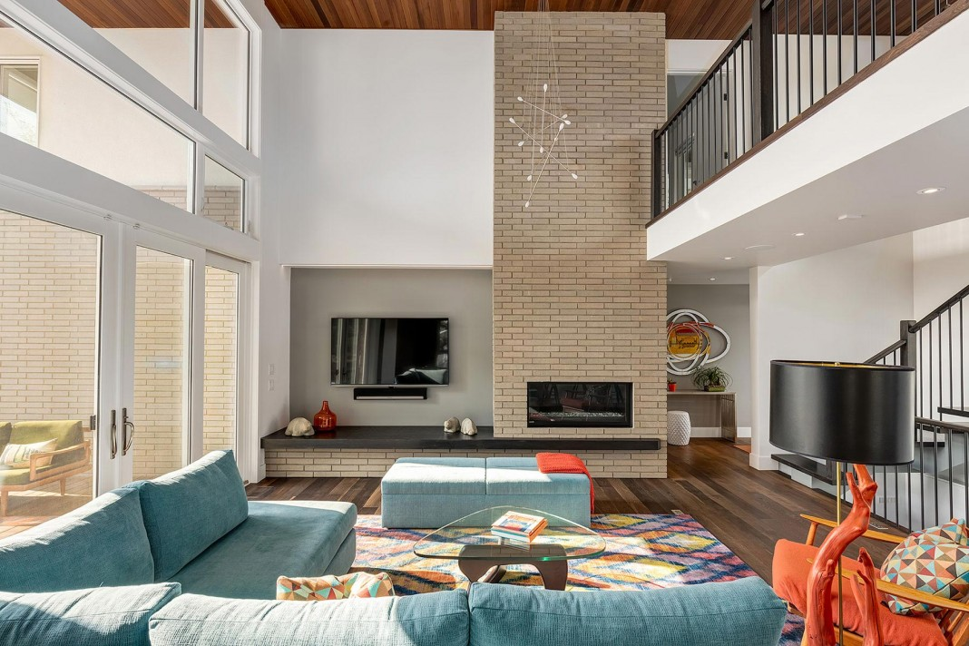 2-Story Home for Multi-Generational Family of Five by DOODL