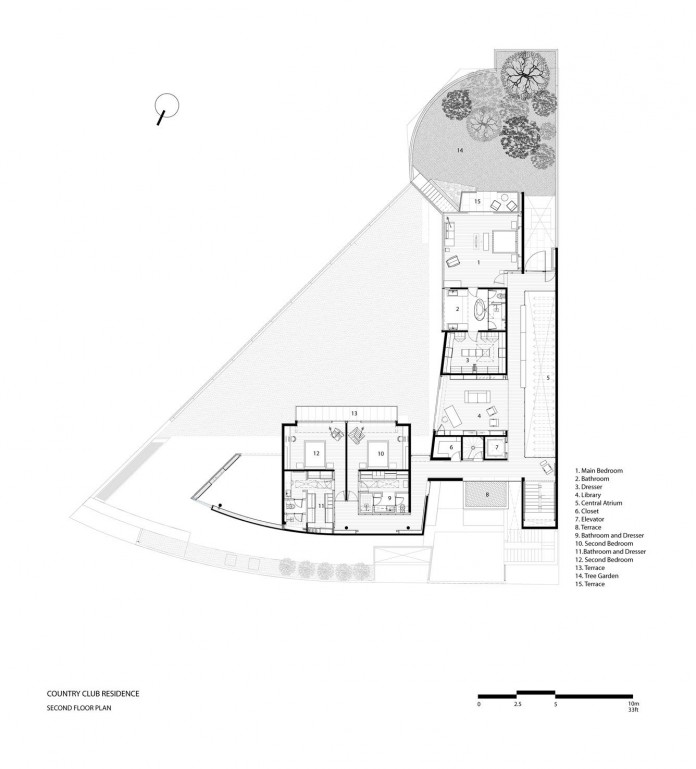 Country-Club-Residence-near-a-golf-course-by-Migdal-Arquitectos-23