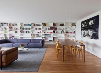 Gravata Chic Apartment by Couto Arquitetura