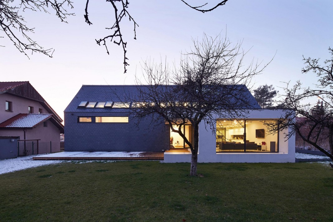 house in slate by rs