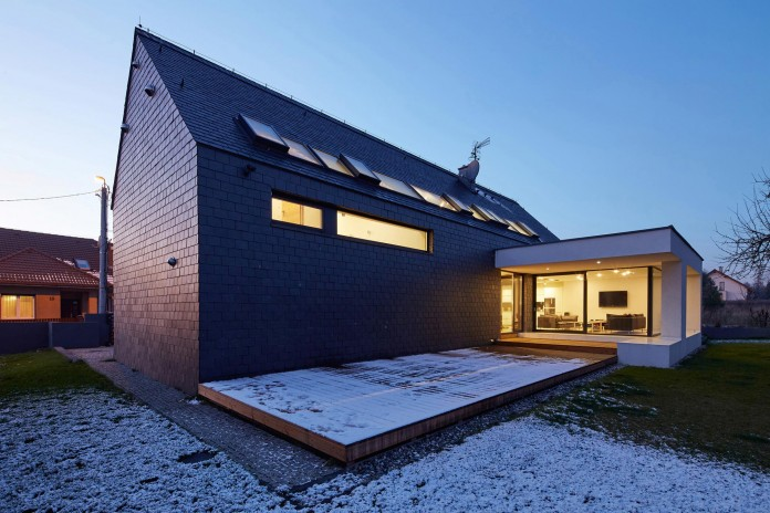House in slate by rs caandesign architecture and home - Punch home design architectural series 18 ...