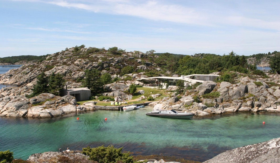 Lyngholmen Residence With Magnificent Ocean Views By Lund Hagem