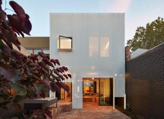 Mills House by Andrew Maynard Architects