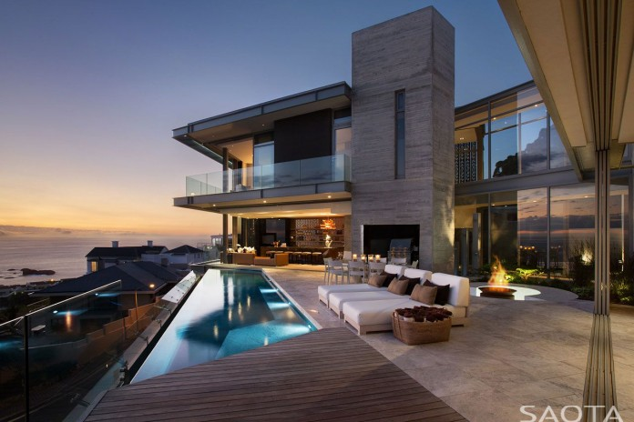 modern clifton 2a residence by saota - Most Beautiful Home Designs