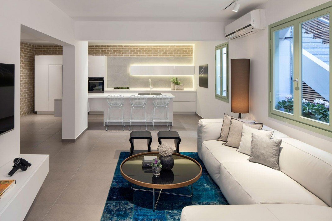 home apartments modern garden apartment in tel aviv by blv design