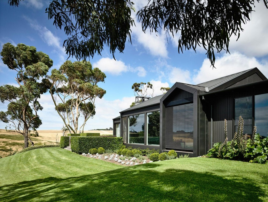 Musk Creek Flinders Residence by Canny Architecture