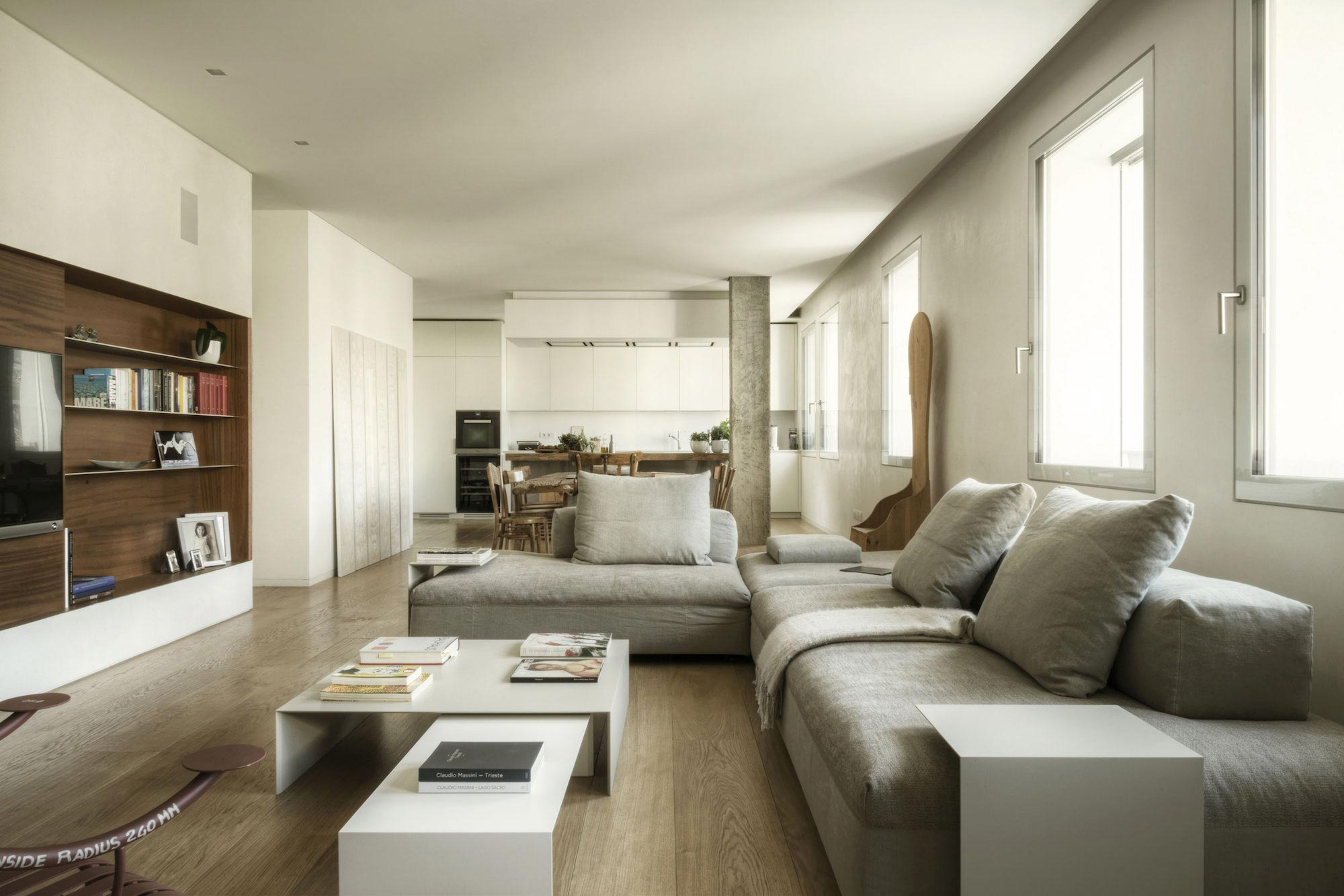 Rg rm residence by gobbo architetti caandesign for Iblaresort design boutique hotel ragusa rg