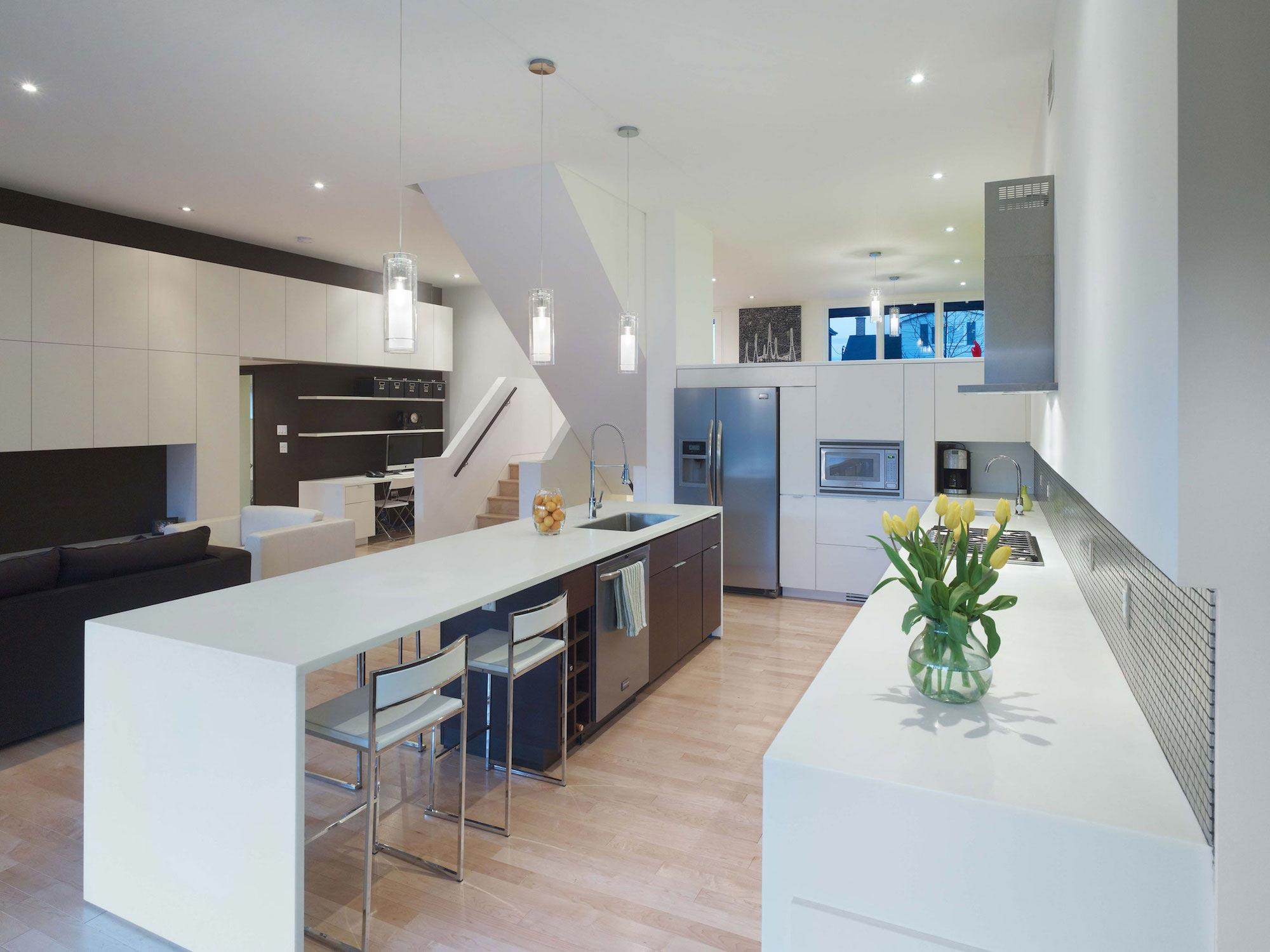 Reinterpreting the traditional neighbourhood by dpai for Firm house design