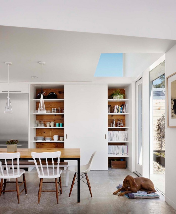 A Spectacular Renovation In Forest Hill London: Renovation Of An Old Bungalow Into Contemporary Hillside