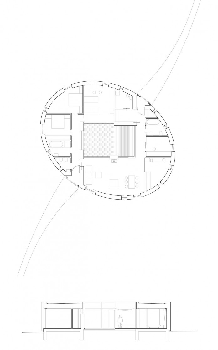 Ring-Shaped-Low-Energy-Family-Home-by-Caraa-25