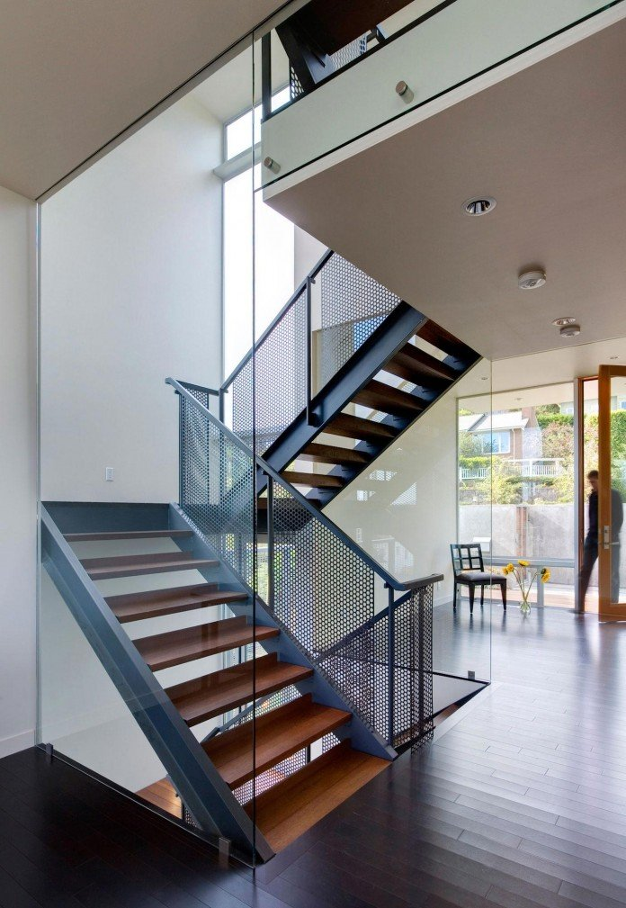 Stair House In Seattle By David Coleman Architecture Caandesign Architecture And Home Design