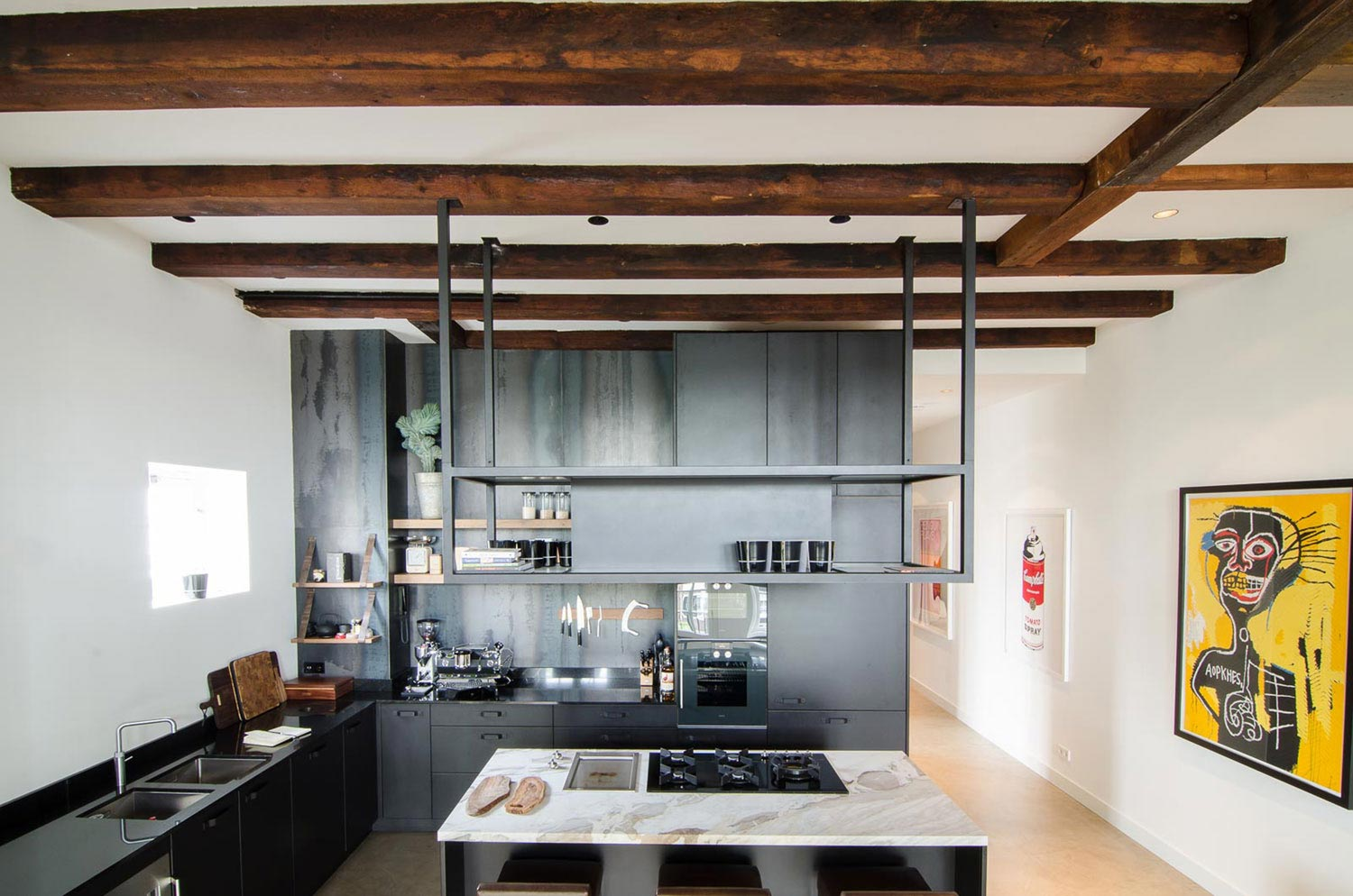 The bloemgracht loft by standard studio caandesign architecture and home design blog