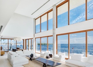 Tropical Bahia Villa Retreat in the Heart of Miami by Alejandro Landes