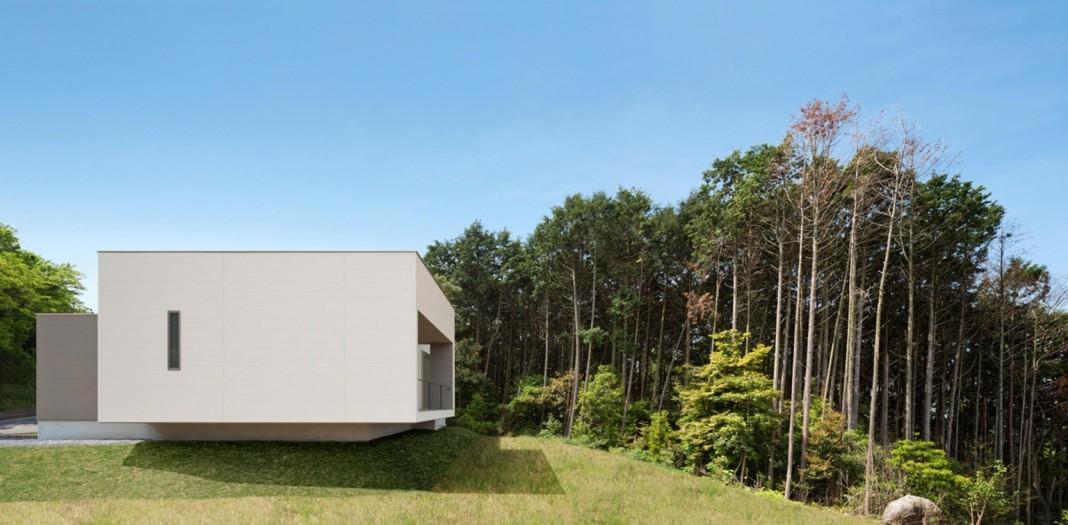 Y7-house by Masahiko Sato