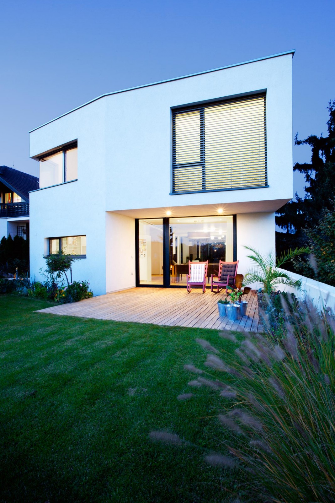 Double View House by Architekti Šebo Lichý