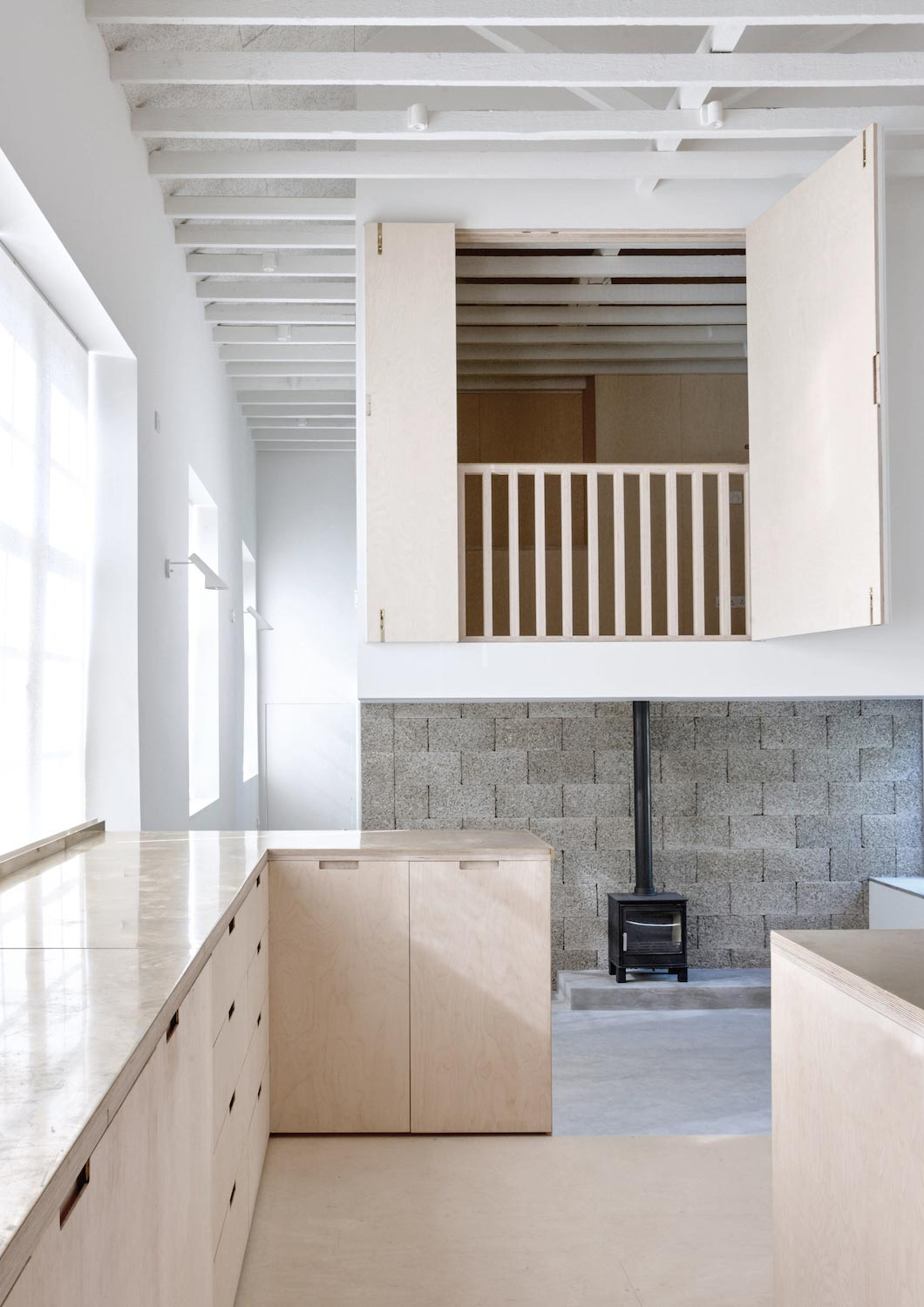 Merrydown Townhouse in Dorset, United Kingdom by McLaren Excell