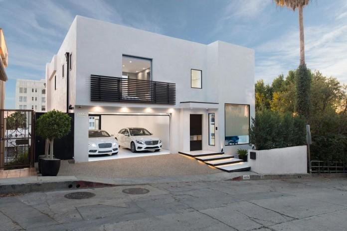 Emmet Terrace Modern Home by Ori Ayonmike